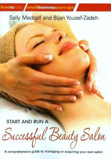 Beauty salon book