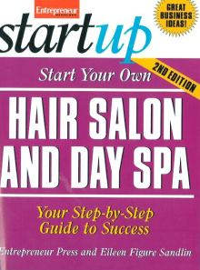 Hair Salon Book