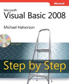 Microsoft-Visual-Basic-2008-Step-by-Step-With-CDROM-Halvorson-Michael-9780735625372